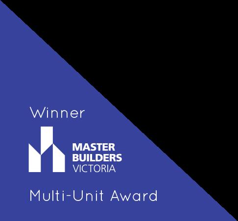 Master Builders Victoria Winner